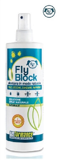 FLYBLOCK LOZ ANTIP CANE 400ML