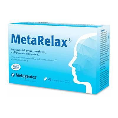Promopack Metarelax 45cpr+15cpr
