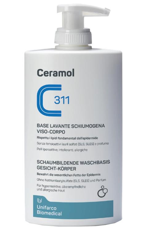 CERAMOL BASELAVANTE SCH 400ML