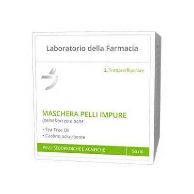 LDF MASCHERA PELLI IMPURE 50ML