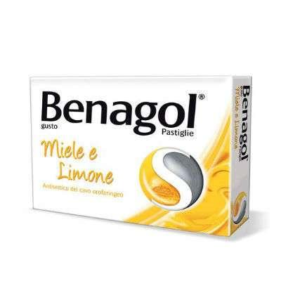 BENAGOL*36PAST MIELE LIMONE