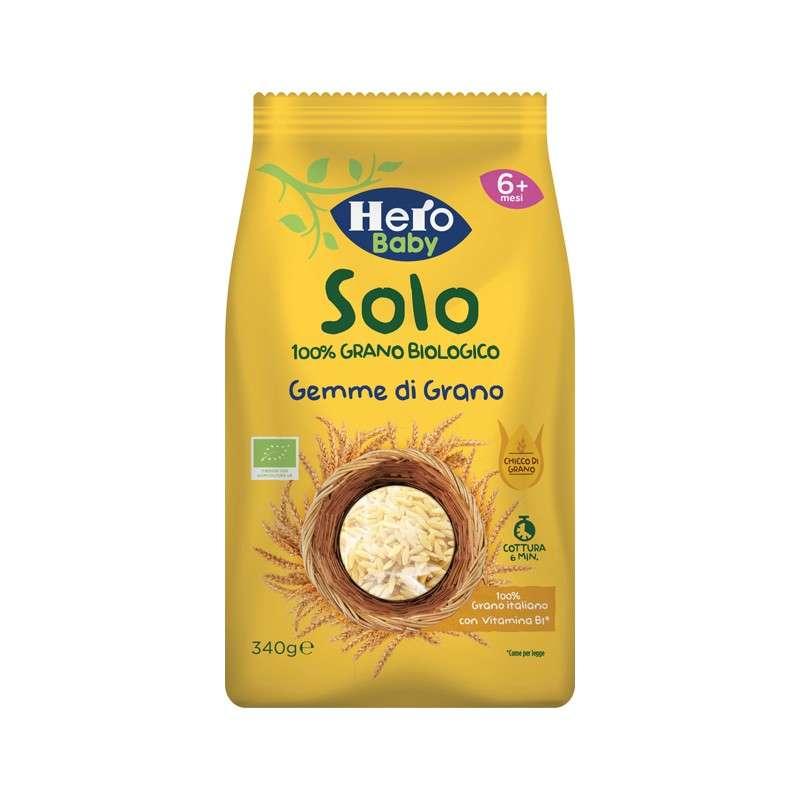 HERO BABY SOLO PASTINA GEMME DI GRANO 1X340 G