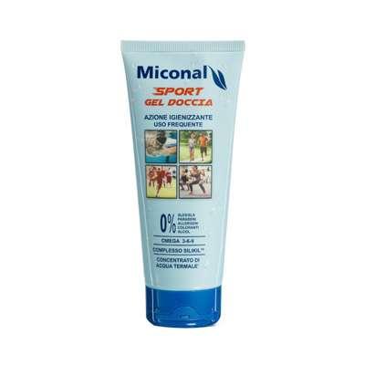 Miconal sport gel doccia 200ml