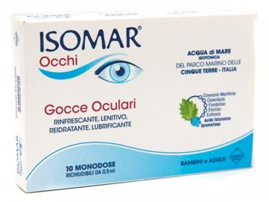 ISOMAR OCCHI AI 0,2% 10FL