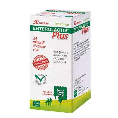 Enterolactis plus 30caps