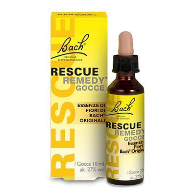 Bach rescue remedy gocce 10ml