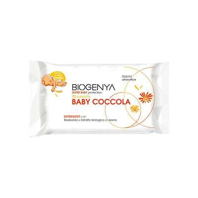 BIOGENYA BABY COCCOLA 72SALV