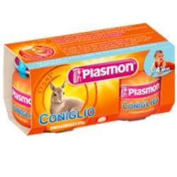 PLASMON OMOG CONIGLIO 80GX2PZ