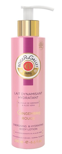 ROGER&GALLET GINGEMBRE ROUGE LATTE CORPO 200ML