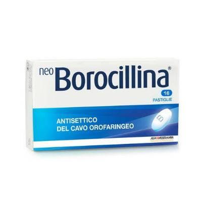 Borocillina cp