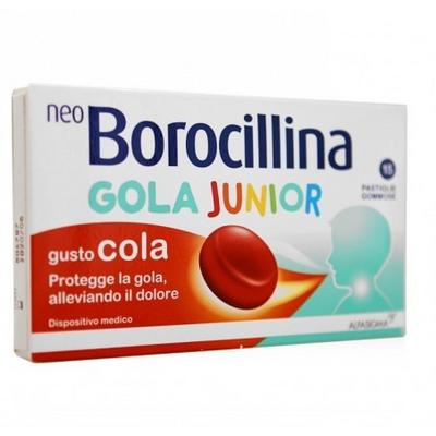NEOBOROCILLINA GOLA J 15PAST C