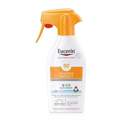 EUCERIN SOLARI KIDS protezione 50 spray