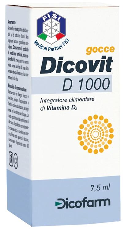 DICOVIT D 1000 7,5ML