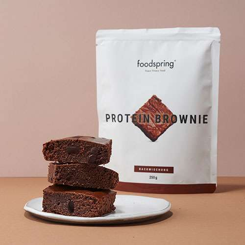 Foodspring Brownie proteico