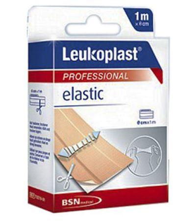 LEUKOPLAST ELASTIC 1MX6CM