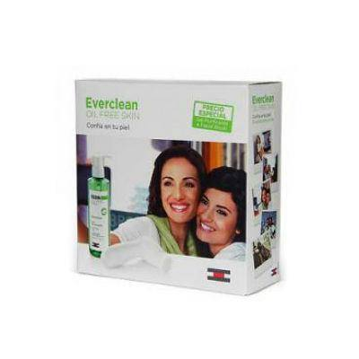 EVERCLEAN PACK GEL DET+BRUSH