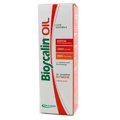 Bioscalin oil shampoo nutriente capelli secchi