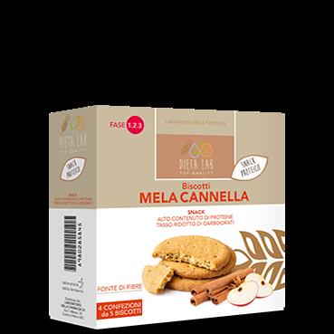 DLAB BISCOTTI MELA/CANN 160G