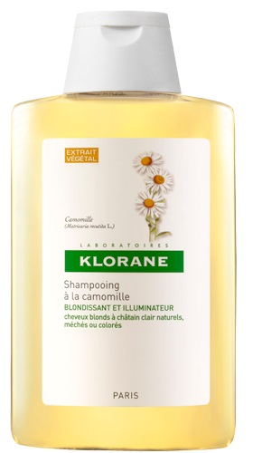 KLORANE SHAMPOO RIFLESSANTE CAMOMILLA 200ML