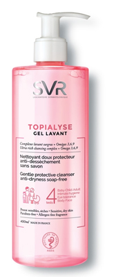 SVR TOPIALYSE GEL LAVANTE 400ML
