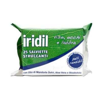 IRIDIL 25 SALVIETTE STRUCCANTI