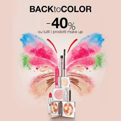 Bionike make up SCONTO 40%