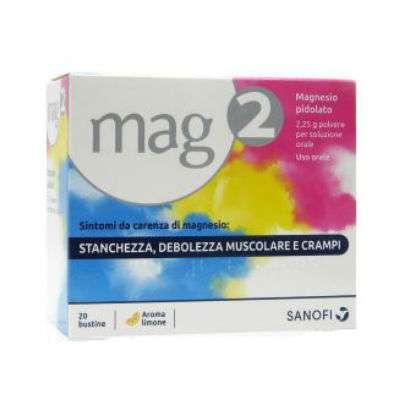 MAG 2 20 bustine