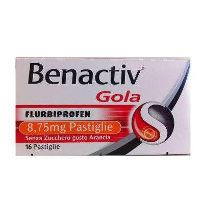Benactiv Gola - 16 pastiglie