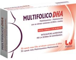 MULTIFOLICO DHA 60CPS