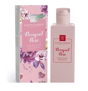 NATUR UNIQUE BAGNOLATTE BOUQUET ROSE 250ML