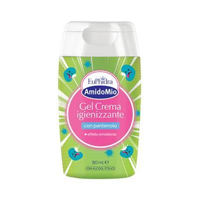 Euphidra gel crema igienizzante
