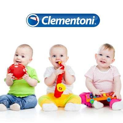 Clementoni giochi per i più piccoli
