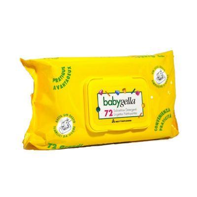 Babygella salviette detergenti