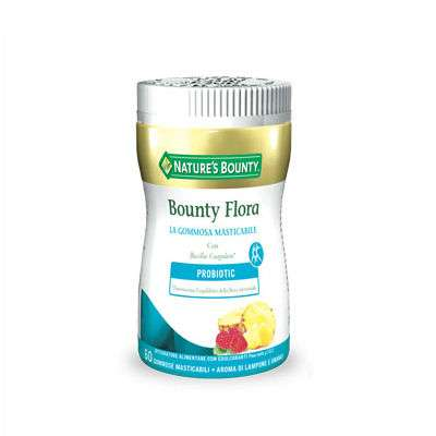 Bounty flora 60 gommose