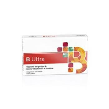 B ULTRA- 30 cps