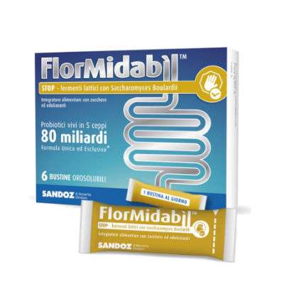 *FlorMidabil Stop 6 bustine