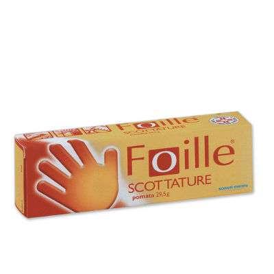 FOILLE SCOTTATURE*CREMA 29,5G