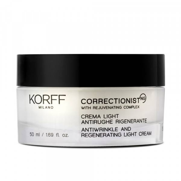 KORFF CORRECTIONIST CREMA LIGHT ANTIRUGHE 50 ML