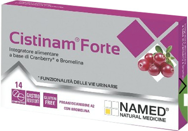 CISTINAM FORTE 14CPR