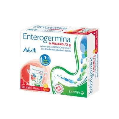 *Enterogermina 10bst 6mld/2g
