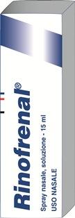 RINOFRENAL*RINOL SOLUZ FL 15ML