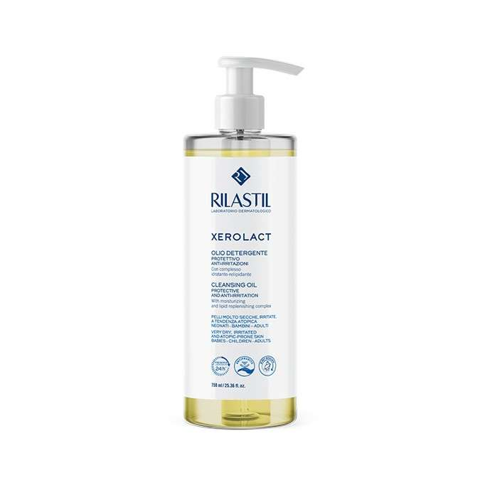 Rilastil Xerolact olio detergente 750ml