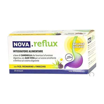 Nova reflux 20 stick