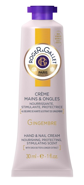 ROGER&GALLET GINGEMBRE CREMA MANI 30ML