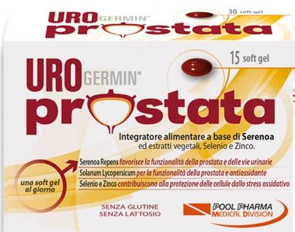 UROGERMIN PROSTATA 15SOFTGEL