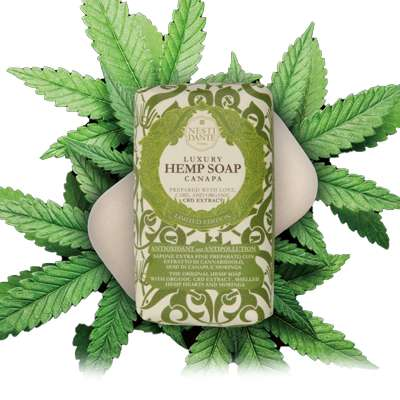 Nesti Dante Luxury Hemp Soap