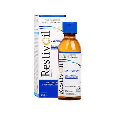 Restivoil Olio shampoo antiforfora