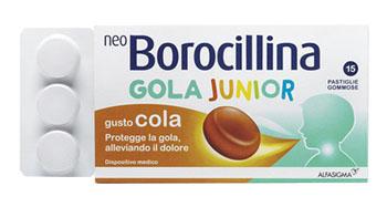 NEOBOROCILLINA GOLA J 15PAST