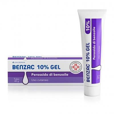 Benzac Gel 10% 40 g