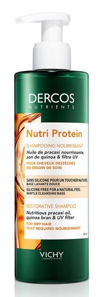 VICHY DERCOS NUTRIENTS SHAMPOO RISTRUTTURANTE NUTRI-PROTEIN 250ML